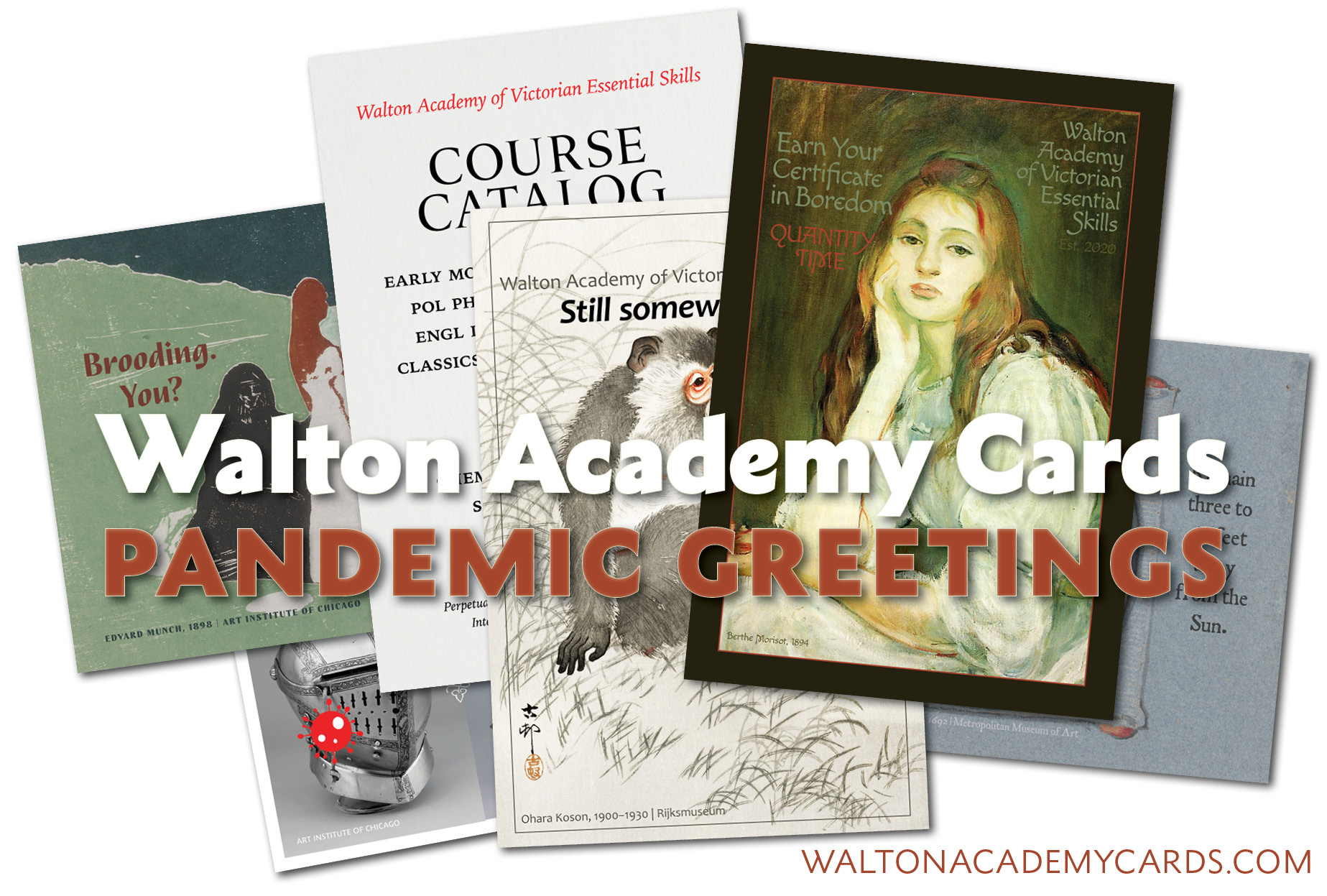 Visit Walton Academy Cards