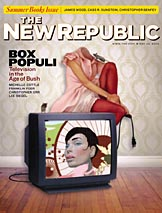 New Republic, May 22