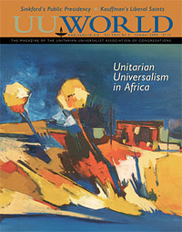 UU World, Summer 2009