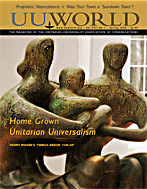 UU World cover, Spring 2008