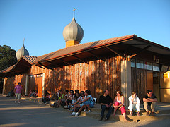 Church of the Reconciliation, Taizé, France