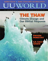 UU World cover, May/June 2005